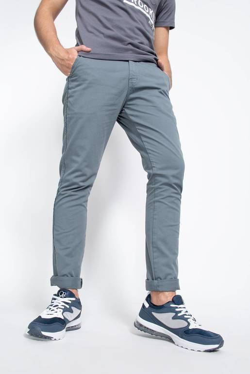 Pantalon De Gabardina H O Trybu De Prati Tienda Online